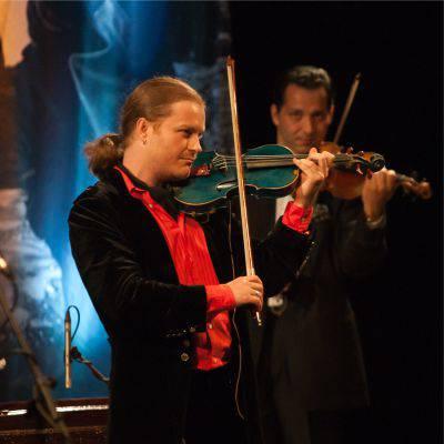 Pavel Šporcl a Gypsy Way Ensemble